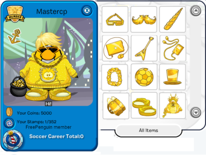 mastercp free penguin